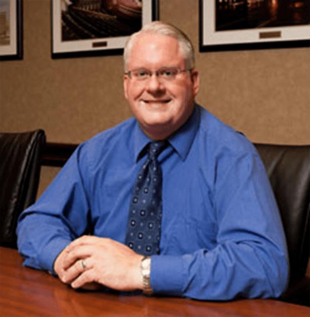 Rinderknect Director, Dave McInnoy